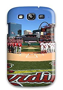 Rene Kennedy Cooper's Shop st_ louis cardinals MLB Sports & Colleges best Samsung Galaxy S3 cases 1746165K540203252
