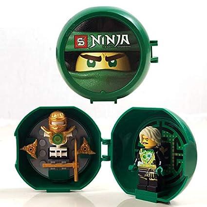 Amazon.com: Alice TM Blocks - Styles Ninja Ninjago ...