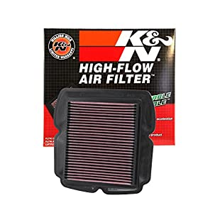 2017 K&N SU-6503 Suzuki High Performance Replacement Air Filter
