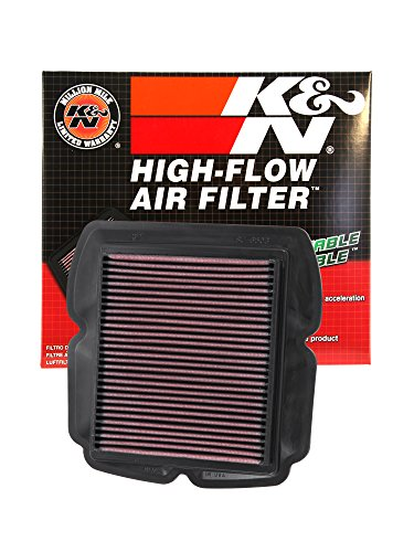 K&N SU-6503 Suzuki High Performance Replacement Air Filter
