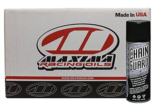 Maxima Racing Oils CS77908-20PK-20PK Synthetic Chain Guard Aerosol - 120 oz., (Pack of 20) by Maxima