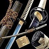 entez Katana Sword Handmade Japanese Samurai Sword