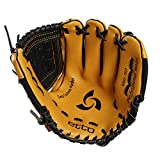 Oraunent Kids Baseball Glove PVC Baseball Training Glove
