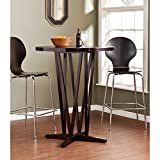 Harper Blvd Hubert Dark Espresso Bar Table
