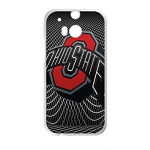 DAZHAHUI Ohio State Cell Phone Case for HTC One M8
