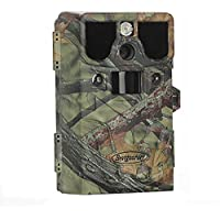 Bestguarder 8 in 1 HD Waterproof IP66 Game & Trail Hunting Scouting Ghost Camera With Game Call Function For Cold Blooded Animals and Take 12MP Image & 1080p Video From 75feet/23m Distance for Nature Studay / Wildwife Observation / Plant Monitoring / Animals growing up / Ecological Monitoring & Reseraching / Security & survellance