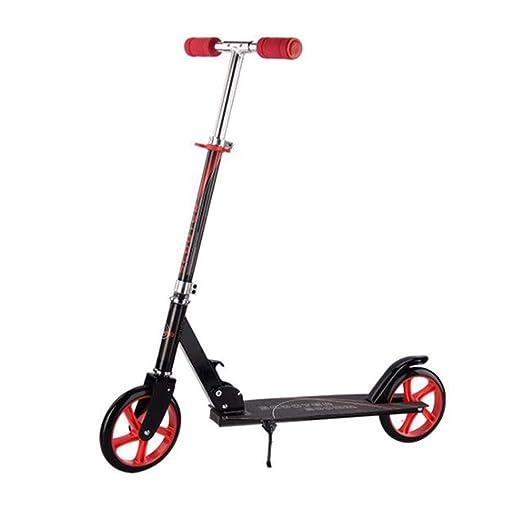 Patinetes clásicos Scooter de Pedal, Bicicleta de Aluminio ...