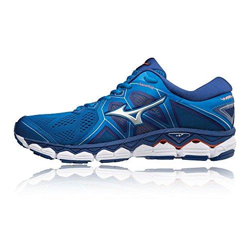Mizuno Herren Du Ciel D'onde 2 Chaussures De Sport (bleu / Argent Ctomato 001)
