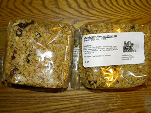 Granola (Cherry Almond Granola, 1 LB) (And Almond Cherry Tart)