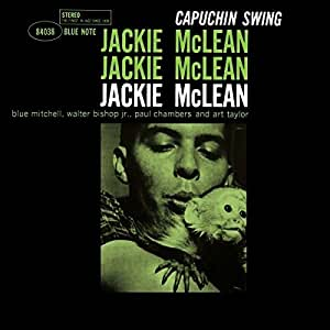 Capuchin Swing [LP]