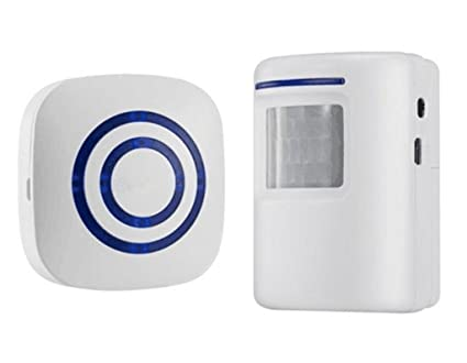 Amazon Wireless Home Security Driveway Alarm Enegg Entry Alert