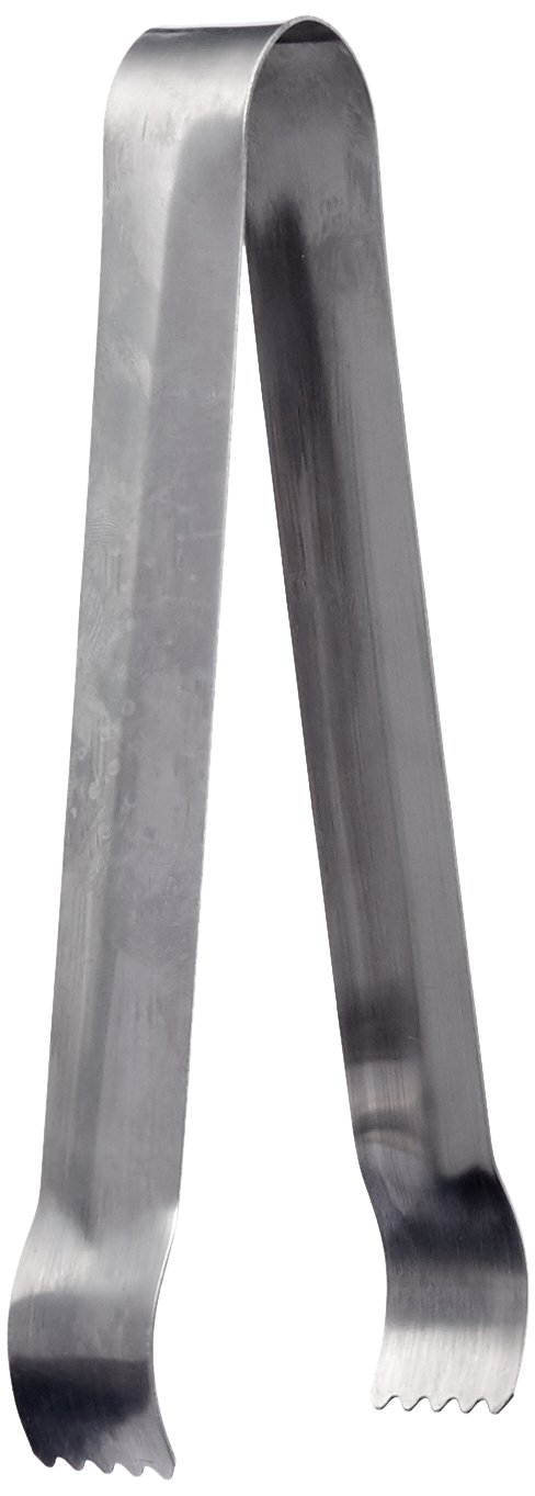 Update International PT-6 Stainless Steel Pom Tong, Set of 6