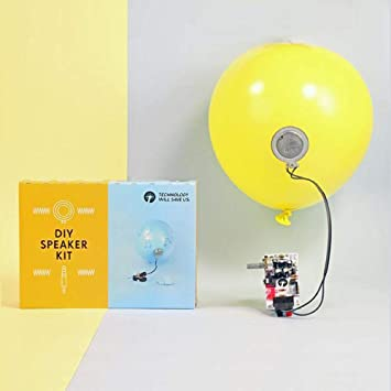 Tech Will Save Us Speaker Kit Educational Stem Toy Ages 10 And