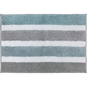 Better homes and gardens glimmer decorative bath collection bathroom rug home for Better homes and gardens bathroom rugs