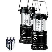 Etekcity Outdoor Camping Emergency Led Lights Lanterns