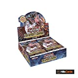 Yu-Gi-Oh! INCH Infinity Chasers Booster Box Display of 24 Packets