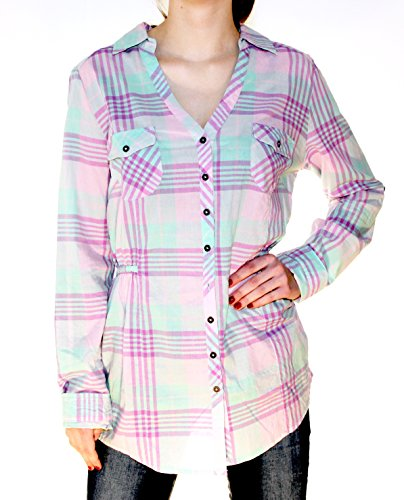 Madonna - Camisas - para mujer turquesa