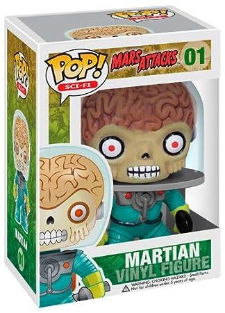 Funko - Figurine Mars Attacks Pop 10cm - 0830395026619