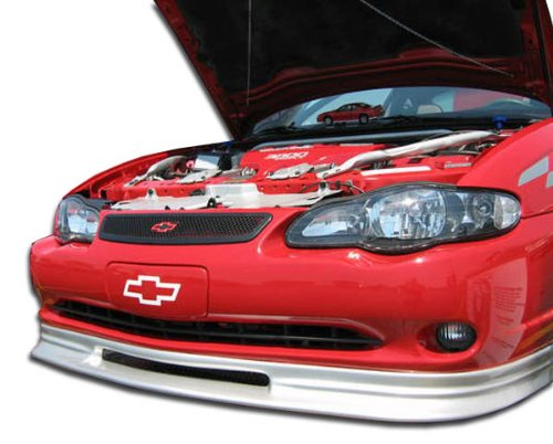 Duraflex ED-VDH-132 Racer Front Lip Under Spoiler Air Dam - 1 Piece Body Kit - Fits Chevrolet Monte Carlo (Body Kit Racer Kit)
