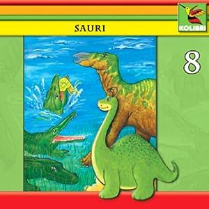 Sauri bei den Ichtys (Sauri 8) Hörspiel
