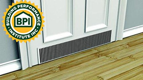 (Tamarack Technologies Perfect Balance 27 1/4 x 4 3/4 Inch In Door Return Air Pathway)
