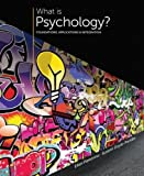 What Is Psychology? 3rd Edition