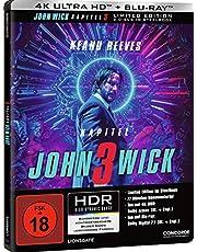 John Wick: Kapitel 3 - 2 Disc-Edition - 4K UHD und Blu-ray im Steelbook