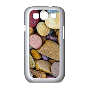 Samsung Galaxy S3 I9300 2D Personalized Phone Back Case with Nice Stones Image