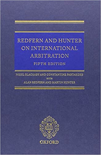 Buy redfern and hunter on international arbitration book online at buy redfern and hunter on international arbitration book online at low prices in india redfern and hunter on international arbitration reviews ratings fandeluxe Images