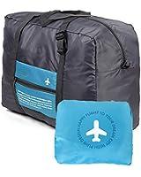 Woogwin Travel Lightweight Duffel Gym Bag Men Women Portable Storage Luggage Bag
