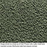 Turtle Mat Sage Green Multigrip Backing 75x100cm