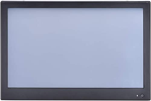 13 3 Inch Industrial Touch Panel PC All in One Computer 4 Wire Resistive Touch Screen Windows 7 10 Linux Intel Core I5 3317U Black HUNSN WD10 2RS232 VGA HDMI LAN 4USB2 8G RAM 128G SSD