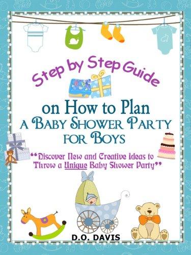 Boy Baby Shower Invitation Wording - 1