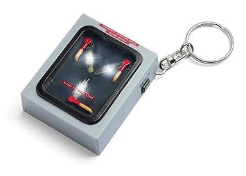 Llavero, diseño de condensador de flujo de Regreso al futuro ...