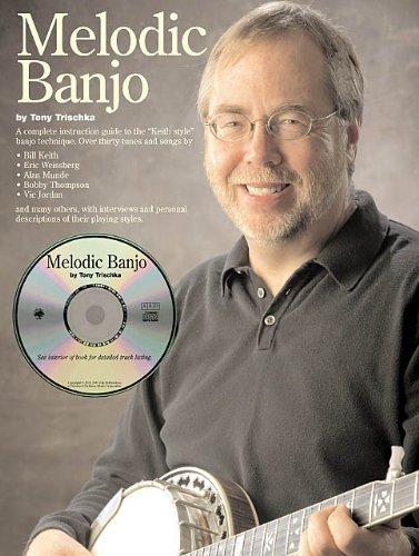 Melodic Banjo [Trischka, Tony] (Tapa Blanda)