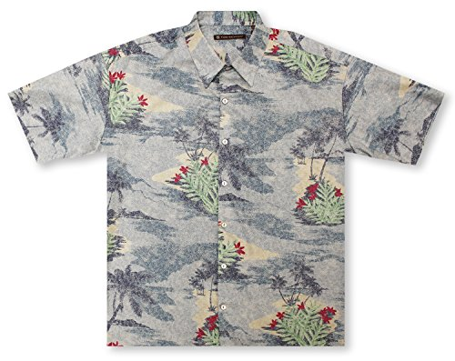 Tori Richard View Point Hawaiian Shirt