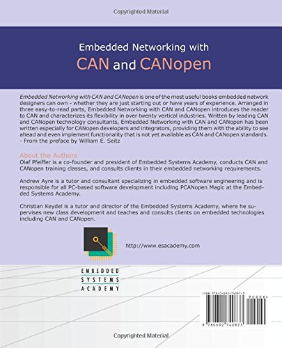 Embedded networking with can and canopen olaf pfeiffer andrew ayre embedded networking with can and canopen olaf pfeiffer andrew ayre christian keydel 9780692740873 amazon books fandeluxe Images