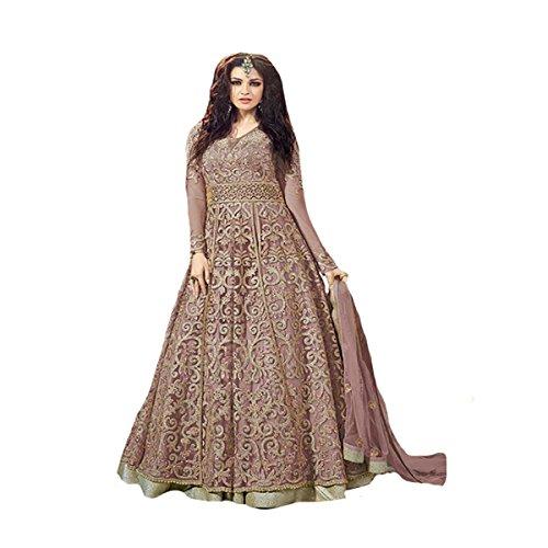 Wedding Wear Collection Bridal Anarkali Suit Ceremony Muslim Heavy By Ethnic Emporium Hit (2)