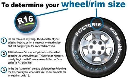 Chrome 15u0026quot; Hub Cap Wheel Covers For Toyota Yaris ...
