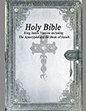 Image of Holy Bible  King James Version including The Apocrypha and the Book of Enoch