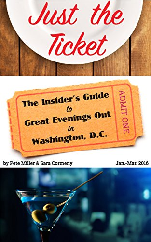 amazon com just the ticket an insider s guide to great evenings rh amazon com Entertainment Guide 2013 TV Guide Entertainment News