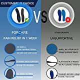 Orthotics for Flat Feet, Forcare Shoes Insoles with