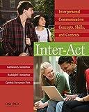 Inter-Act 9780195378917