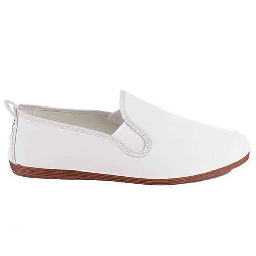 javer - Zapatilla Kung-FU Lona JAVER Mujer: Amazon.es: Zapatos y complementos