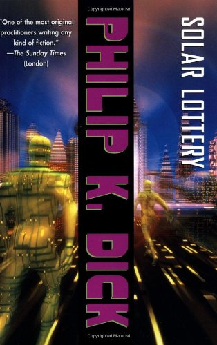 book cover of Solar Lottery
