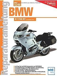 BMW R 1150 RT ab Baujahr 2001: ab Modelljahr 2001