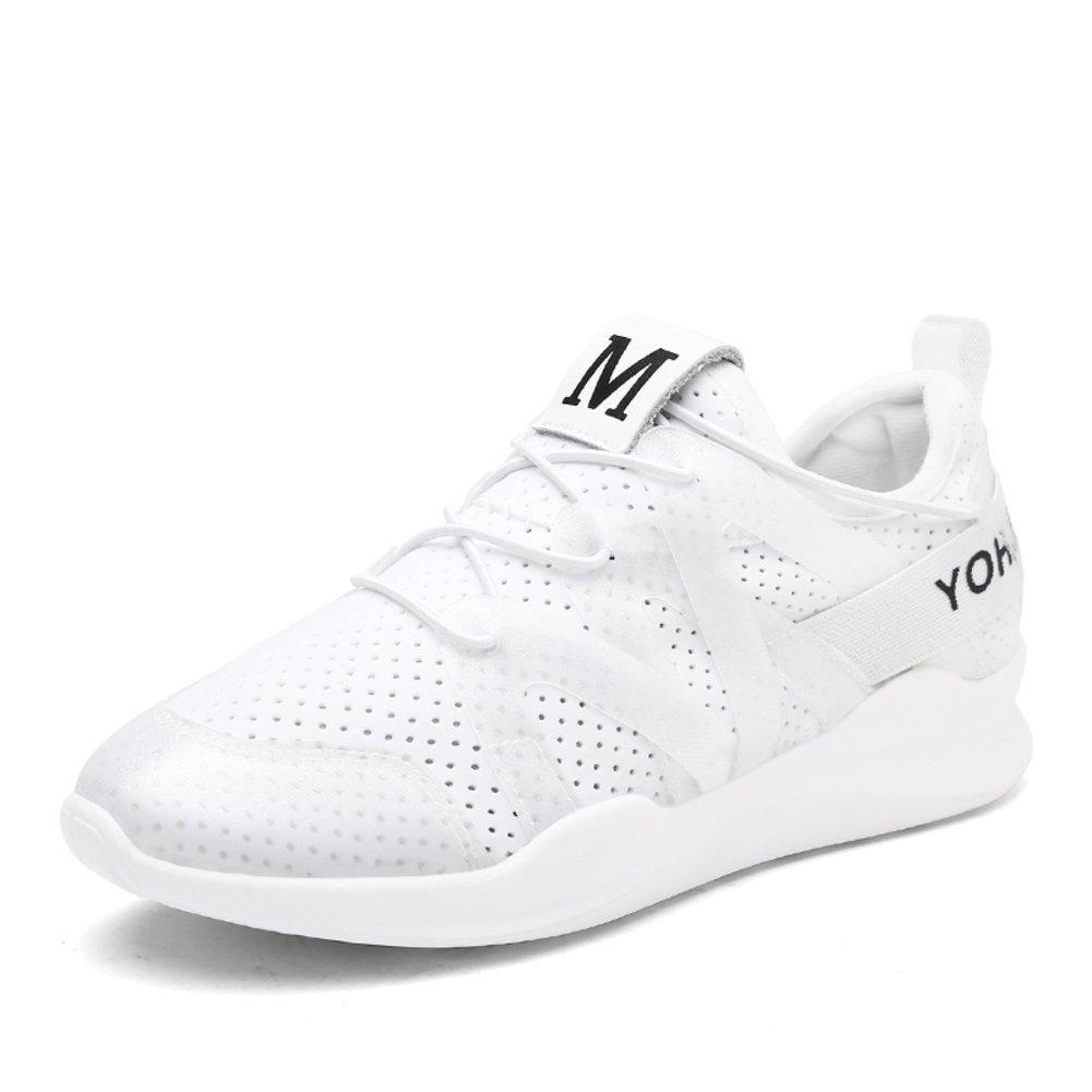 Red verano hombres zapatos/Zapatos de malla/Zapatos casuales transpirables-B Longitud del pie=24.8CM(9.8Inch) I1u2cQFvy