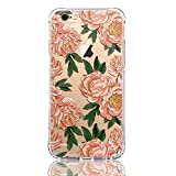 Best LUOLNH Iphone 6 Cases For Women - iPhone 6/6s Case with flowers, LUOLNH Slim Shockproof Review
