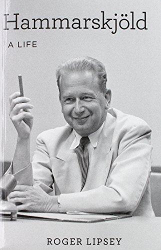 Hammarskjöld: A Life (English Edition) por [Lipsey, Roger]