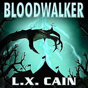 Bloodwalker Audiobook